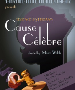 Cause Celebre by Terence Rattigan