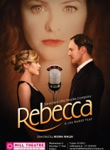 Rebecca. A Radio Play… for Theatre!