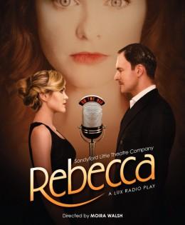 Rebecca. A Radio Play… for Theatre!