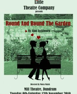 Round and Round the Garden, by Alan Ayckbourn