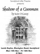 Shadow of a Gunman by Sean O'Casey