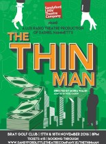 The Thin Man, by Dashiel Hammett
