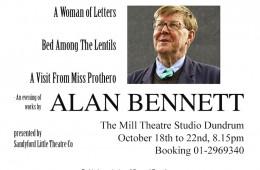 An Evening of Works by Alan Bennett